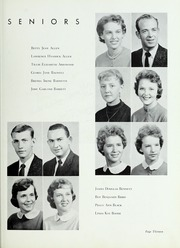 Page 17, 1959 Edition, Kings Mountain High School - Milestones Yearbook (Kings Mountain, NC) online yearbook collection
