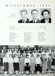 Page 42, 1959 Edition, Kings Mountain High School - Milestones Yearbook (Kings Mountain, NC) online yearbook collection