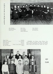 Page 51, 1959 Edition, Kings Mountain High School - Milestones Yearbook (Kings Mountain, NC) online yearbook collection