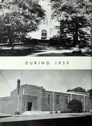 Page 6, 1959 Edition, Kings Mountain High School - Milestones Yearbook (Kings Mountain, NC) online yearbook collection