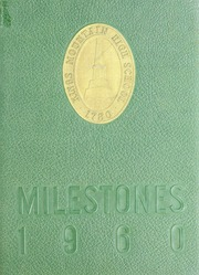 Kings Mountain High School - Milestones Yearbook (Kings Mountain, NC) online yearbook collection, 1960 Edition, Page 1