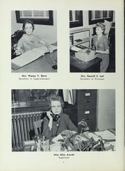 Page 12, 1961 Edition, Kings Mountain High School - Milestones Yearbook (Kings Mountain, NC) online yearbook collection