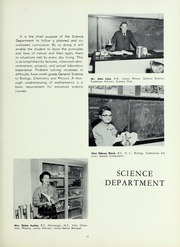 Page 17, 1961 Edition, Kings Mountain High School - Milestones Yearbook (Kings Mountain, NC) online yearbook collection