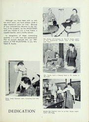 Page 9, 1961 Edition, Kings Mountain High School - Milestones Yearbook (Kings Mountain, NC) online yearbook collection