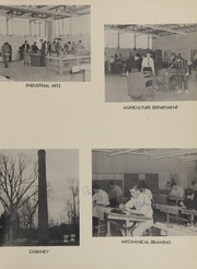 Page 13, 1957 Edition, Davie County High School - Clarion Yearbook (Mocksville, NC) online yearbook collection