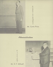 Page 11, 1958 Edition, Davie County High School - Clarion Yearbook (Mocksville, NC) online yearbook collection