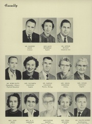 Page 12, 1958 Edition, Davie County High School - Clarion Yearbook (Mocksville, NC) online yearbook collection
