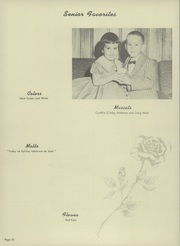 Page 14, 1958 Edition, Davie County High School - Clarion Yearbook (Mocksville, NC) online yearbook collection