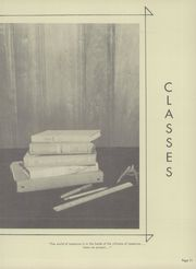 Page 15, 1958 Edition, Davie County High School - Clarion Yearbook (Mocksville, NC) online yearbook collection