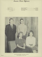 Page 16, 1958 Edition, Davie County High School - Clarion Yearbook (Mocksville, NC) online yearbook collection