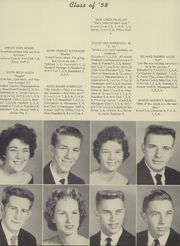 Page 17, 1958 Edition, Davie County High School - Clarion Yearbook (Mocksville, NC) online yearbook collection