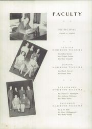 Page 12, 1946 Edition, Concord High School - Spider Web Yearbook (Concord, NC) online yearbook collection