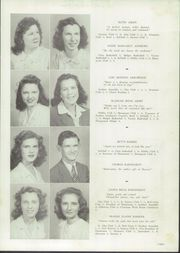 Page 17, 1946 Edition, Concord High School - Spider Web Yearbook (Concord, NC) online yearbook collection
