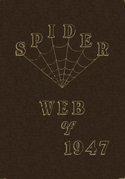 Concord High School - Spider Web Yearbook (Concord, NC) online yearbook collection, 1947 Edition, Page 1