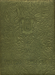 1950 Edition, Concord High School - Spider Web Yearbook (Concord, NC)