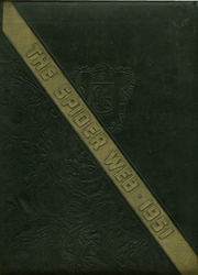 1951 Edition, Concord High School - Spider Web Yearbook (Concord, NC)