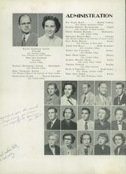 Page 10, 1951 Edition, Concord High School - Spider Web Yearbook (Concord, NC) online yearbook collection
