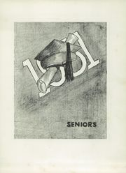 Page 13, 1951 Edition, Concord High School - Spider Web Yearbook (Concord, NC) online yearbook collection