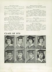 Page 17, 1951 Edition, Concord High School - Spider Web Yearbook (Concord, NC) online yearbook collection