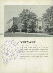 Page 6, 1951 Edition, Concord High School - Spider Web Yearbook (Concord, NC) online yearbook collection