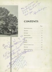 Page 7, 1951 Edition, Concord High School - Spider Web Yearbook (Concord, NC) online yearbook collection