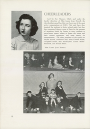 Page 16, 1952 Edition, Concord High School - Spider Web Yearbook (Concord, NC) online yearbook collection