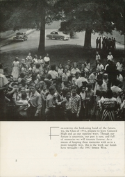 Page 6, 1952 Edition, Concord High School - Spider Web Yearbook (Concord, NC) online yearbook collection