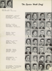 Page 12, 1956 Edition, Concord High School - Spider Web Yearbook (Concord, NC) online yearbook collection