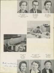 Page 15, 1956 Edition, Concord High School - Spider Web Yearbook (Concord, NC) online yearbook collection