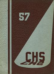 Page 1, 1957 Edition, Concord High School - Spider Web Yearbook (Concord, NC) online yearbook collection