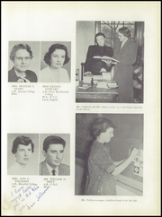 Page 15, 1957 Edition, Concord High School - Spider Web Yearbook (Concord, NC) online yearbook collection