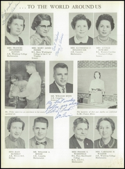Page 16, 1957 Edition, Concord High School - Spider Web Yearbook (Concord, NC) online yearbook collection