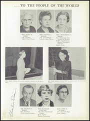 Page 17, 1957 Edition, Concord High School - Spider Web Yearbook (Concord, NC) online yearbook collection