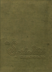 1960 Edition, Concord High School - Spider Web Yearbook (Concord, NC)