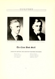 Page 12, 1918 Edition, Guilford College - Quaker Yearbook (Greensboro, NC) online yearbook collection