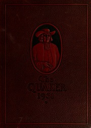 Page 1, 1931 Edition, Guilford College - Quaker Yearbook (Greensboro, NC) online yearbook collection
