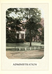 Page 13, 1931 Edition, Guilford College - Quaker Yearbook (Greensboro, NC) online yearbook collection