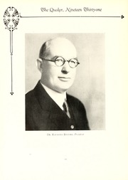 Page 16, 1931 Edition, Guilford College - Quaker Yearbook (Greensboro, NC) online yearbook collection