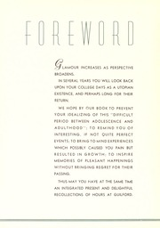 Page 8, 1939 Edition, Guilford College - Quaker Yearbook (Greensboro, NC) online yearbook collection
