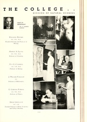 Page 17, 1940 Edition, Guilford College - Quaker Yearbook (Greensboro, NC) online yearbook collection