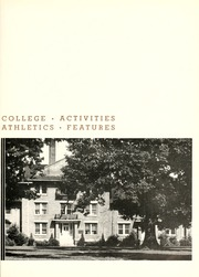 Page 9, 1940 Edition, Guilford College - Quaker Yearbook (Greensboro, NC) online yearbook collection