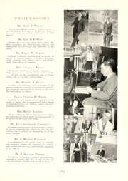 Page 11, 1943 Edition, Guilford College - Quaker Yearbook (Greensboro, NC) online yearbook collection