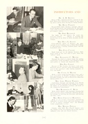 Page 12, 1943 Edition, Guilford College - Quaker Yearbook (Greensboro, NC) online yearbook collection