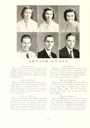Page 16, 1943 Edition, Guilford College - Quaker Yearbook (Greensboro, NC) online yearbook collection