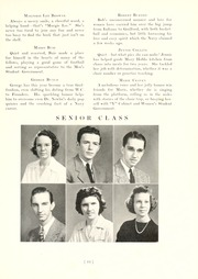 Page 17, 1943 Edition, Guilford College - Quaker Yearbook (Greensboro, NC) online yearbook collection