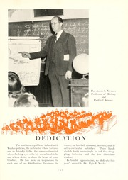 Page 9, 1943 Edition, Guilford College - Quaker Yearbook (Greensboro, NC) online yearbook collection