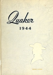 Page 1, 1944 Edition, Guilford College - Quaker Yearbook (Greensboro, NC) online yearbook collection