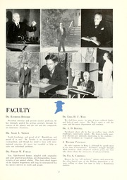 Page 11, 1944 Edition, Guilford College - Quaker Yearbook (Greensboro, NC) online yearbook collection