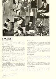 Page 13, 1944 Edition, Guilford College - Quaker Yearbook (Greensboro, NC) online yearbook collection