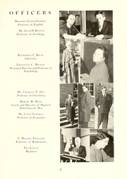 Page 13, 1945 Edition, Guilford College - Quaker Yearbook (Greensboro, NC) online yearbook collection